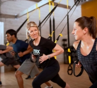 evathlon total fitness - trx