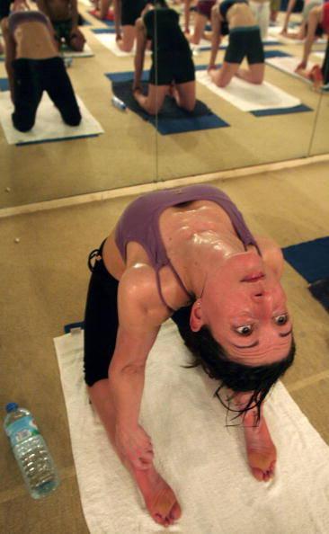 Evathlon total fitness - vinyasa hot yoga
