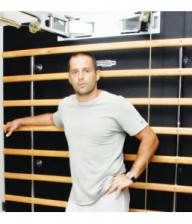 Ο ιδιοκτήτης του Evathlon Total Fitness Δημήτρης Μπέτσος