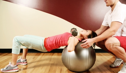 Evathlon Total Fitness - Personal Training - 30'mins Just for you